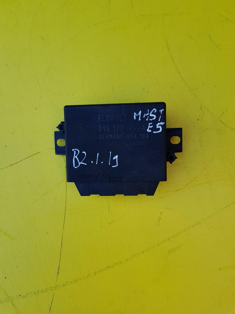 Renault Master Fuse Box 284b67653r B2120 Europe Vans On A Mk3 23 Dci Parking Distance Control Unit 8201015177 B2119